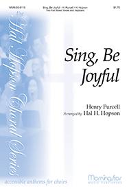 Sing Be Joyful