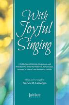 With Joyful Singing
