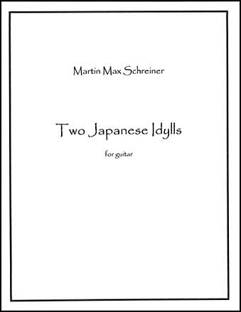 Two Japanese Idylls