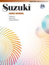 Suzuki Bass School, Vol. 2