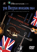 Ultimate Easy Play-Along: The British Invasion: 1964