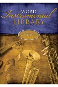Word Instrumental Library Vol. 3
