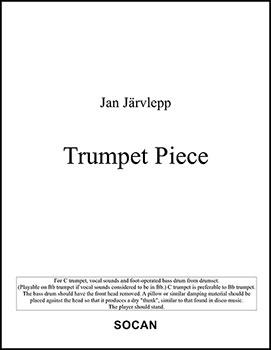 Trumpet Piece