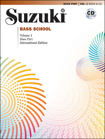 Suzuki Bass School, Vol. 1