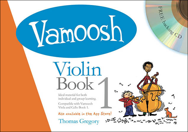 Vamoosh Violin Books