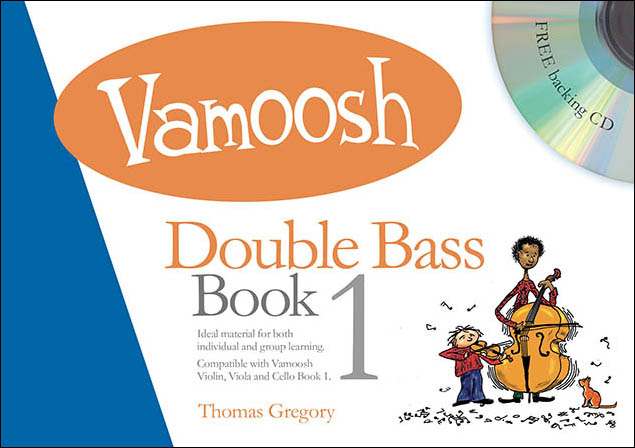 Vamoosh Double Bass Books