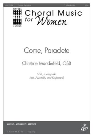 Come Paraclete