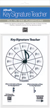 Key Signature Teacher All In One Flashcard
