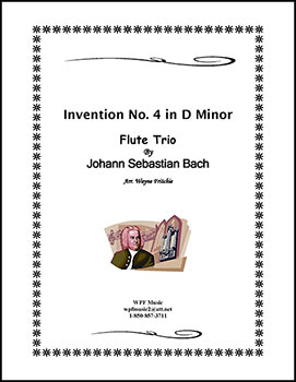 Invention No. 4 in D Minor