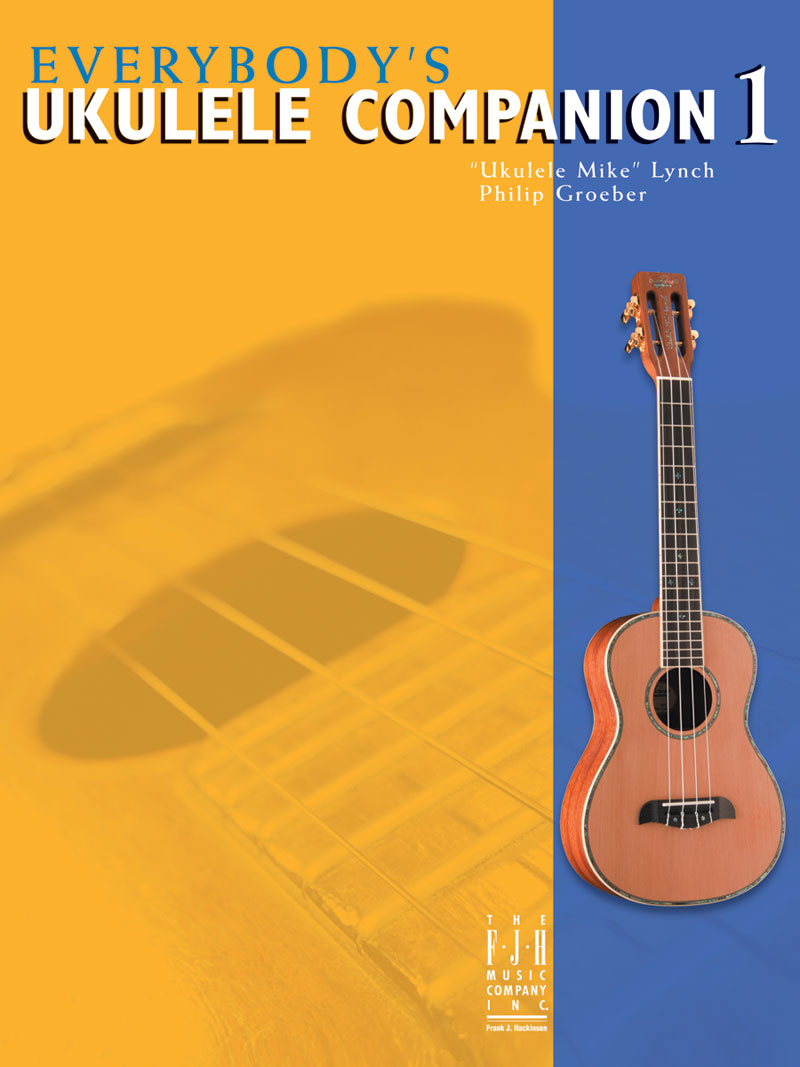 Everybody's Ukulele Companion #1
