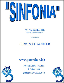 Sinfonia for Winds and Percussion