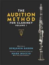 The Audition Method for Clarinet, Vol. 1