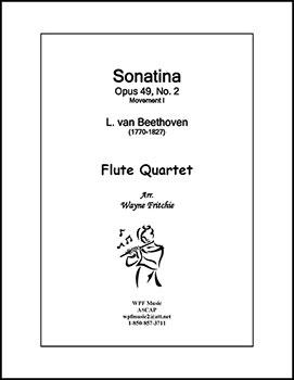 Sonatina Opus 49, No 2