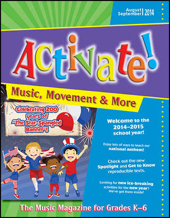 Activate Magazine August 2014-September 2014