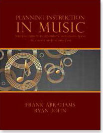 Planning Instruction in Music