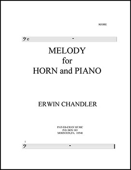 Melody for Horn and Piano