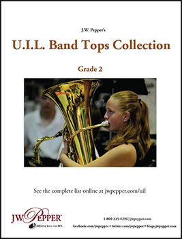 UIL Band Collection Tops - 2015