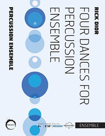 Four Dances for Percussion Ensemble