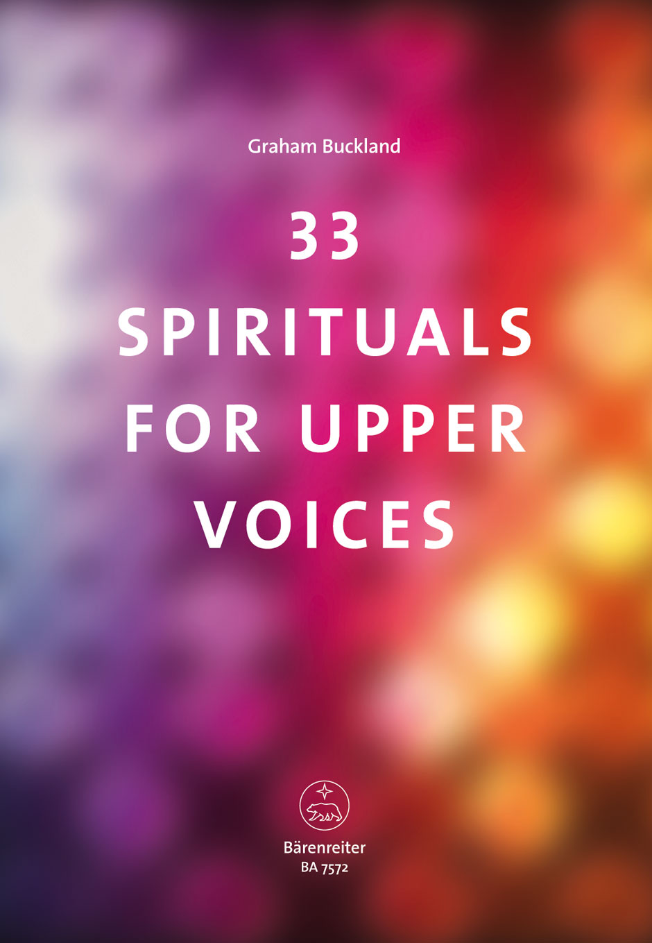 33 Spirituals for Upper Voices