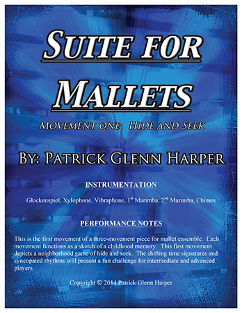Suite For Mallets - Movement One