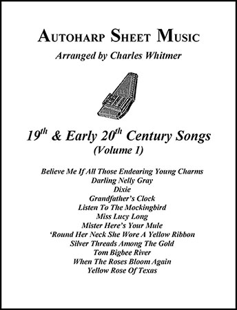 19th & Early 20th Century Songs, Vol. 1