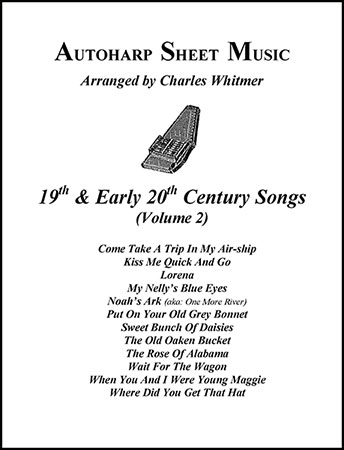 19th & Early 20th Century Songs, Vol. 2