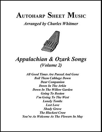 Appalachian & Ozark Songs, Vol. 2 Thumbnail