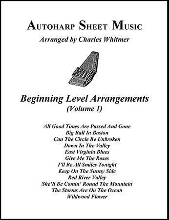 Beginning Level Arrangements for Autoharp, Vol. 1