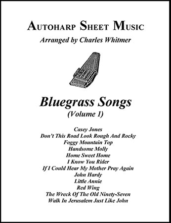Bluegrass Songs, Vol. 1