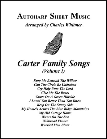 Carter Family Songs, Vol. 1