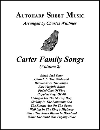 Carter Family Songs, Vol. 2