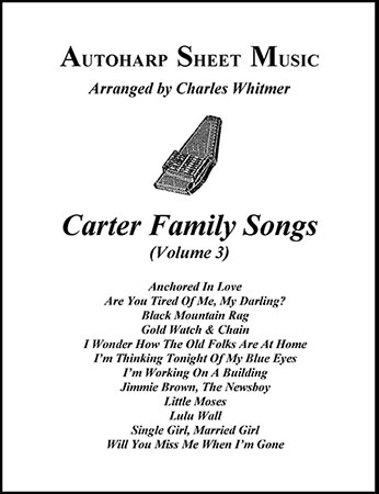 Carter Family Songs, Vol. 3