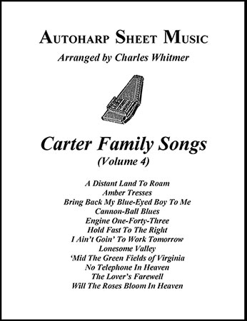 Carter Family Songs, Vol. 4