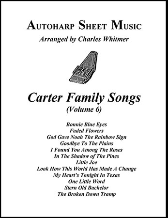 Carter Family Songs, Vol. 6