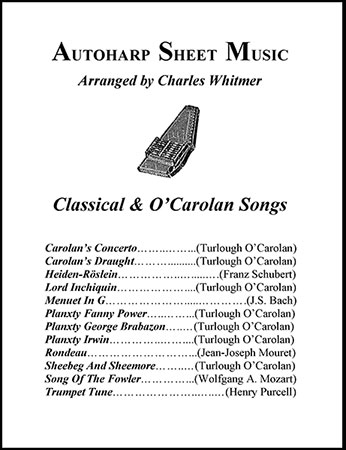 Classical & O'Carolan Songs