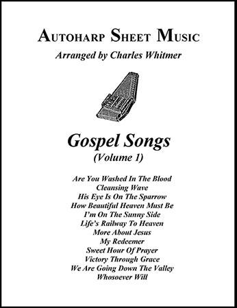 Gospel Songs, Volume 1
