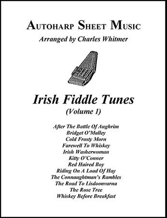 Irish Fiddle Tunes, Volume 1