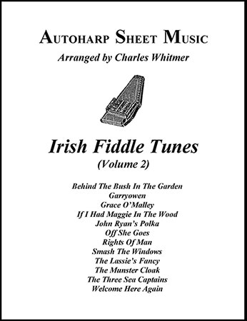 Irish Fiddle Tunes, Volume 2