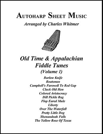 Old Time & Appalachian Fiddle Tunes, Volume 1