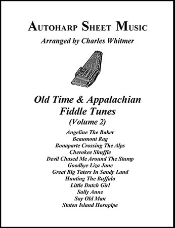 Old Time & Appalachian Fiddle Tunes, Volume 2
