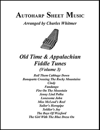 Old Time & Appalachian Fiddle Tunes, Volume 3