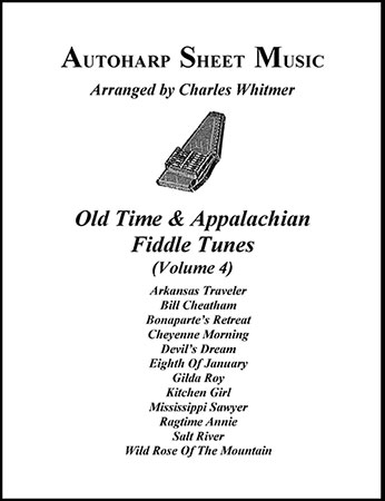 Old Time & Appalachian Fiddle Tunes, Volume 4