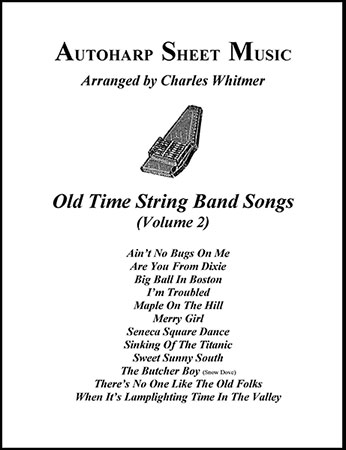 Old Time String Band Songs, Volume 2