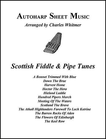 Scottish Fiddle & Pipe Tunes