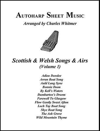 Scottish & Welsh Songs & Airs, Volume 1