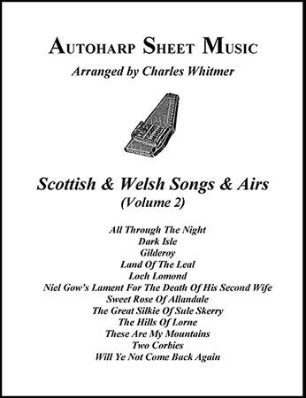 Scottish & Welsh Songs & Airs, Volume 2