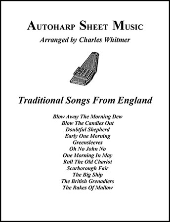 Traditional Songs From England