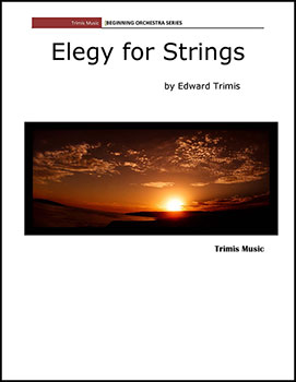 Elegy For Strings Thumbnail