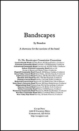 Bandscapes