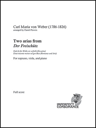 Two Arias from
